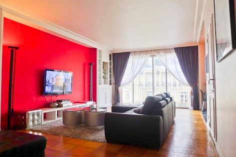 Byp 650 Furnished 2 Bedroom Apartment For Rent 110 M Avenue Victor Hugo Paris 16 3600 M Appartement Meuble Idee Deco Appartement Appartement Parisien