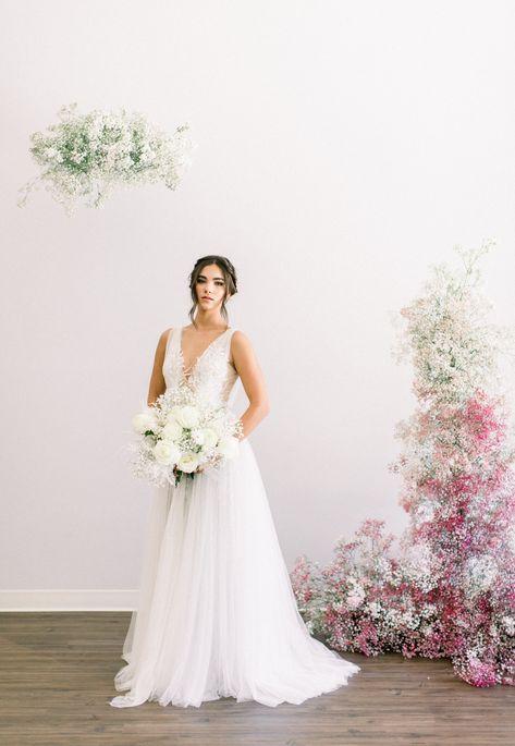 Bridal Gown Lookbook Arizona Florist Phoenix Scottsdale Sedona