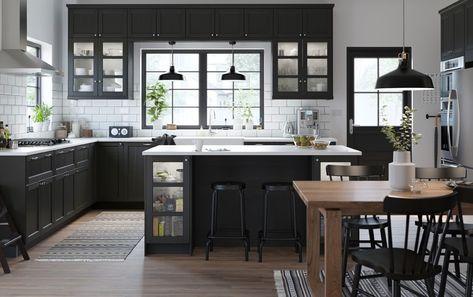 Kitchen Ikea Lerhyttan 21 Best Ideas In 2020 Ikea Kitchen Design Kitchen Design Gallery Interior Design Kitchen