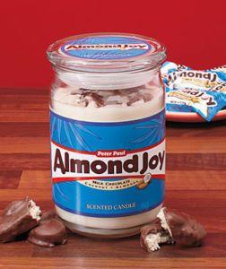 Almond Joy candle! $10