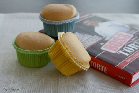 i famossissimi cupcakes di Buddy Valastro, ora basta solo decorarli con la vostra glassa preferita!