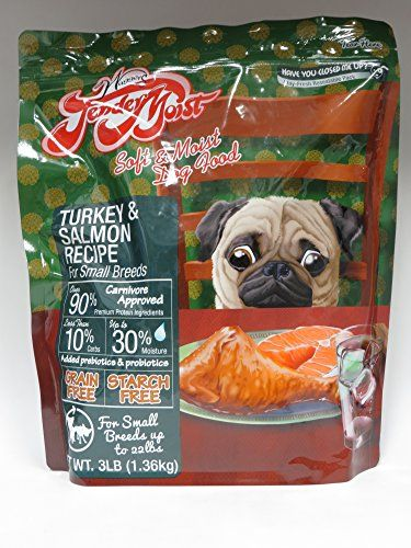 Waggers Tendermoist Small Breeds Soft And Moist Turkey And Salmon