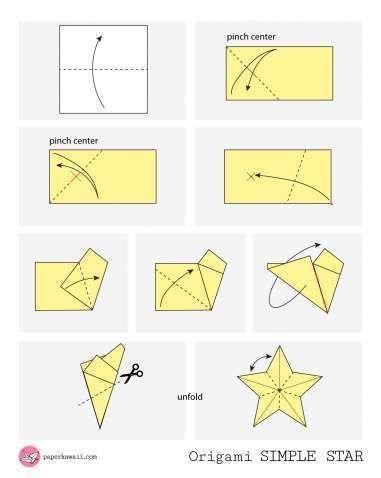 Origami Pigeon - easiest bird | Origami bird easy, Origami dove ... | 478x381