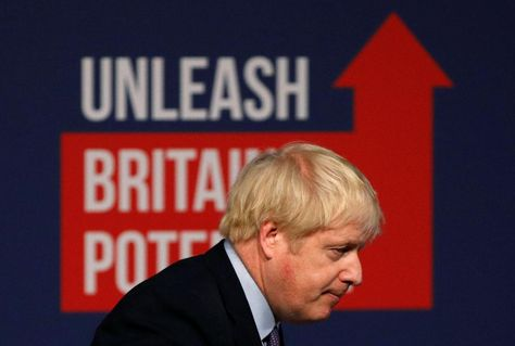 UK PM Johnson's Conservatives on 41%, Labour 30% in Survation poll