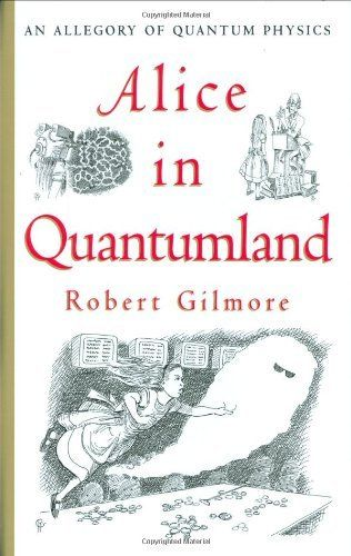 """""""Alice in Quantumland: An Allegory of Quantum Physics"""" - A Charming Illustrated Allegory of Quantum Mechanics by particle physicist Robert Gilmore Reading Lists, Book Lists, Reading Books, Books To Read, My Books, Quantum Physics, Physics 101, Nuclear Physics, Einstein"""