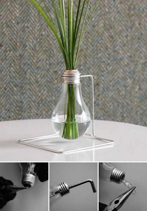 Cuarto derecha #recycle #design #clever | Painted light ...