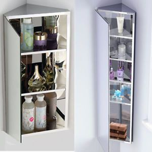 Suitable Corner Bathroom Cabinet With Light To Inspire You Bathroom Wall Shelves Bathroom Cabinets With Lights Mirror Cabinets