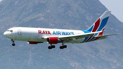 Boeing 767 Operators Airline: Raya Airways Aircraft Variant