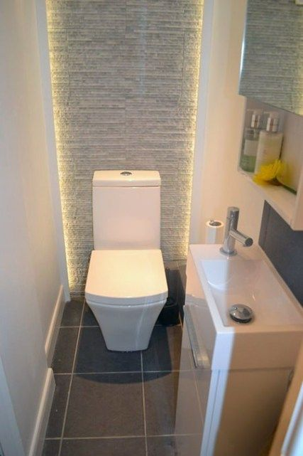 7 Steps To Make The Most Of A Small Bathroom Small Toilet Design