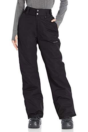 Moerdeng Chaqueta De Esquí Para Mujer Resistente Al Agua Abrigo De Invierno Para Nieve Cort In 2021 Womens Snow Pants Waterproof Pants Pants For Women