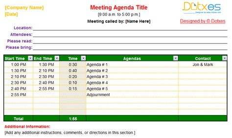 Workshop agenda template to make your workshop better Agenda - agenda templates for word