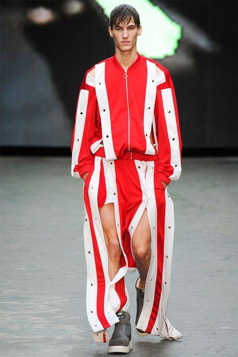 Christopher Shannon Fall 2015 Menswear Fashion Show
