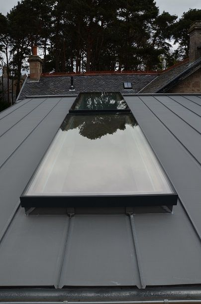 Fixed Rooflight Fixed Rooflights For Flat Roof Flat Roof Lights Flat Roof Skylights Roof Lantern