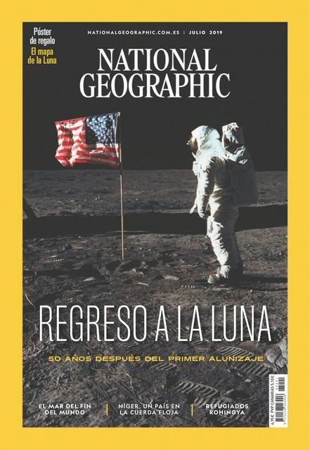 National Geographic España Julio 2019 Descargar Revista Pdf Gratis National Geographic National Geographic Magazine National Geographic Society