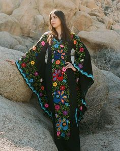 Ideas Embroidery Dress Mexican Black For 2019