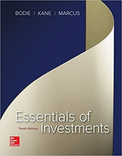 Essentials Of Investments 10th 10e By Zvi Bodie Investing Ebook Mcgraw Hill Education