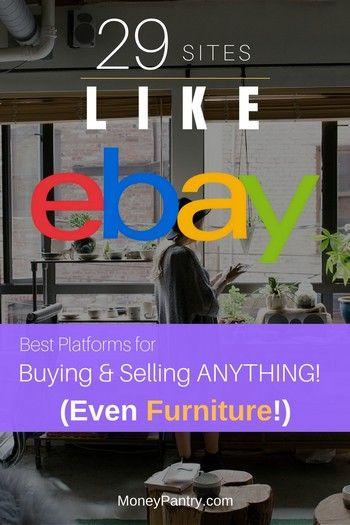 Best Ebay Alternatives 29 Other Selling Sites Like Ebay In 2020
