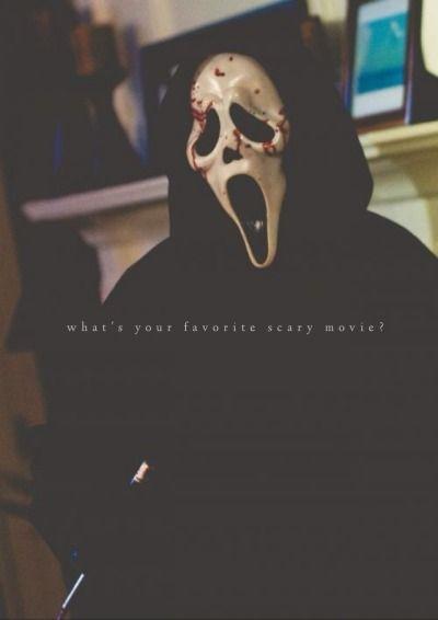 scream movie on Tumblr