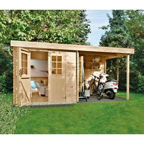 Konifera Gartenhaus Engelsee 2 Bxt 467x238 Cm Set Online Kaufen Otto In 2021 Gartenhaus Anbau Gartenhaus Anbau Haus