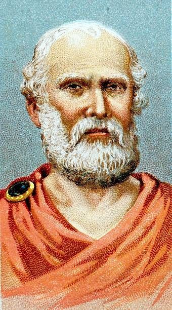 Colour illustration. Plato, Greek Philosopher. (c427-347 B.C.) | Friday funny pictures, Ancient greek philosophers, Plato