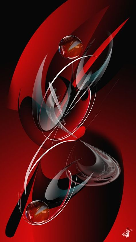 red, abstract, imagination, art, mystical, awesome, digital art, imaginationreve... - All Me