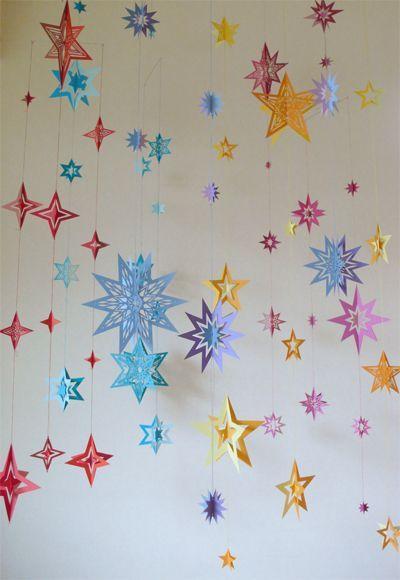 七夕飾りおしゃれに部屋を彩る手作り超簡単アイデア集 七夕 飾り おしゃれ 七夕飾り 七夕 飾り 手作り