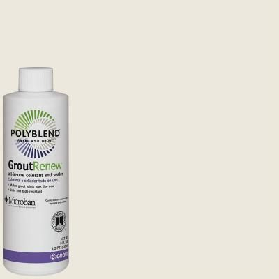 Custom Building Products Polyblend 381 Bright White 8 Oz Grout Renew Colorant Gcl381hpt En 2020 Bricolage