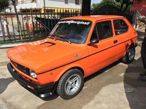 Fiat 127 Benzina Auto Case In Vendita Steyr