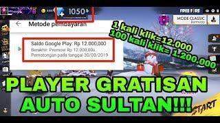 Player Gratisan Wajib Coba Saldo Google Play Gratis Free Fire Indonesia Google Play Play Google
