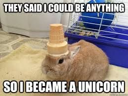 Pin By Eduiges M On Unicorns Pinterest Funny Unicorn Memes