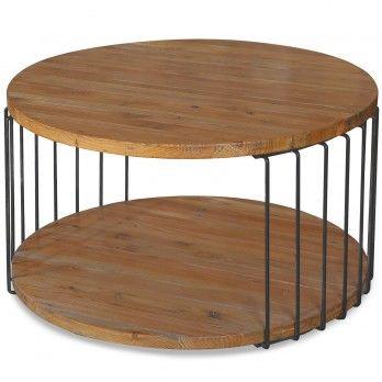Table Basses Bois Massif Pas Cher Et Table Basse Bois Design