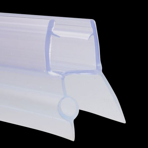 Door Seal Strip For 3 8 Inch Glass Frameless Shower Door Bottom