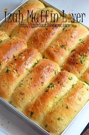 Basic Bread Garlic Finger Bread Makanan Pendamping Ide Makanan Resep Makanan Penutup