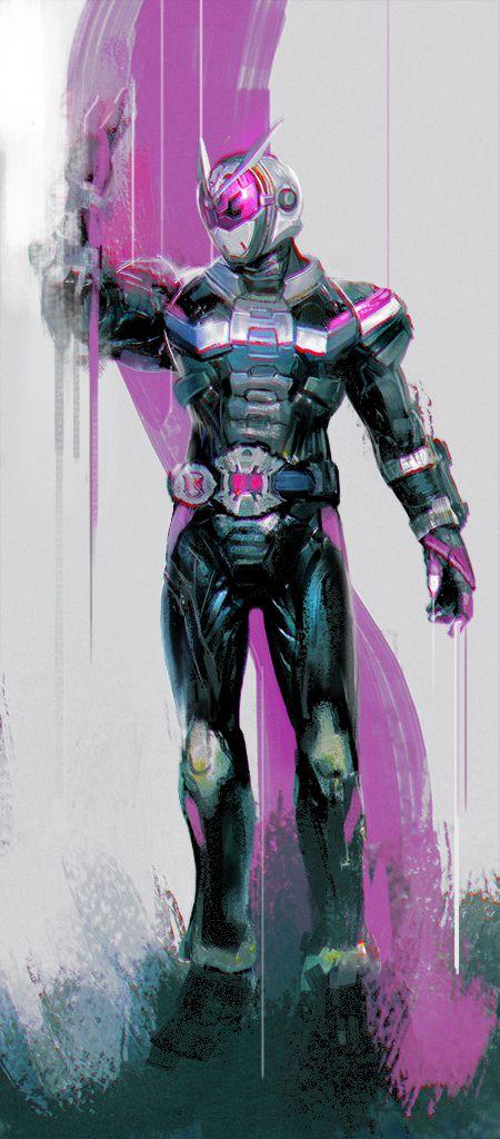 Kamen Rider Zi-O | Kamen rider | Kamen rider kabuto, Kamen