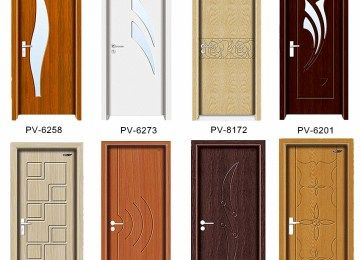 Modern Door Type Wooden Doors Interior Room Door Design Solid