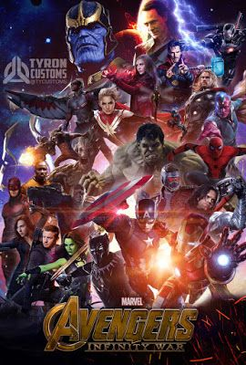 Avengers Infinity War 2018 Dual Audio Hdcam New 480p 400mb With