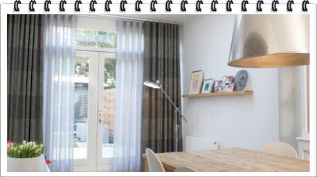 Dip Dye Gordijnen. Affordable Woonkamer Pinterest Future With Dip ...