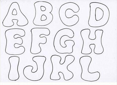 260 Ideas De Moldes De Letras Para Imprimir Moldes De Letras Letras Para Imprimir Modelos De Letras