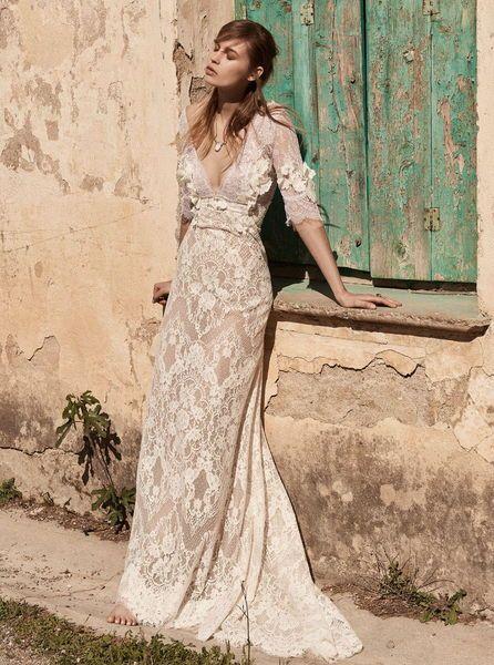 Boho Wedding Dress Designer.The Best Greek Designers For Modern Brides Wedding Dresses Boho
