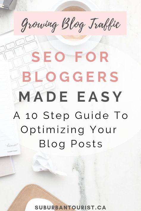 10 Blog SEO Tips For Beginners That Increase Blog Traffic