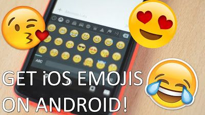 How Can You Get Iphone Emojis On Android Iphone Emojis On Android Emoji Iphone