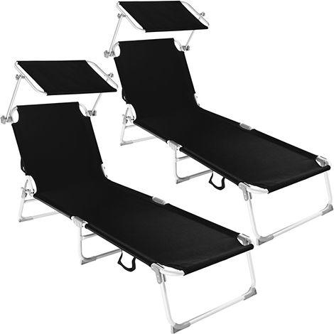 Transat, bain de soleil, chaise longue in 2019   Sun lounger ...