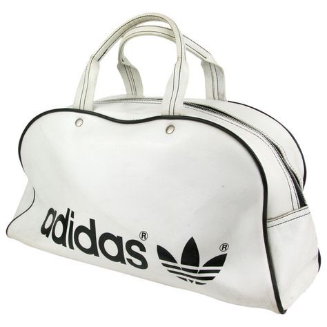 Sac Adidas vintage blanc | Adidas vintage, Sacs adidas et