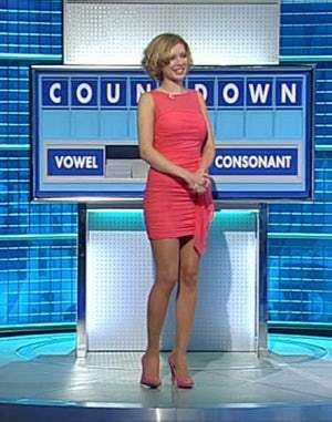 Rachel Riley Would Like to Buy. is listed (or ranked) 3 on the list The 26 Hottest Rachel Riley Photos