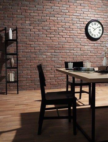 Plaquette De Parement Chester Pour Murs Interieurs Et Exterieurs Ep De 12 A 15 Mm Plaquette De Parement Interieur Mur Interieur Interieur