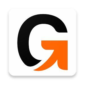 G Logo Hd Png Typo Logo Design G Logo Design Minimal Logo Design