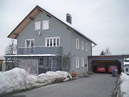 Fassadengestaltung beispiele bungalow  Fassaden-Farbe VORHER-NACHHER am Computer ansehen... ab 20 Euro ...