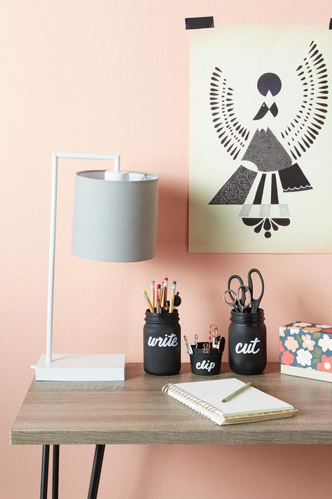 Moving into your school's dorms is an exciting opportunity to let your personality shine. But there are also some ground rules for decorating a dorm room. The key to successful dorm room decor is planning ahead. Knowing the layout and rules will prevent disappointment and wasted time and money down the road. #dormroomdecor #ideas #trends #college #bhg