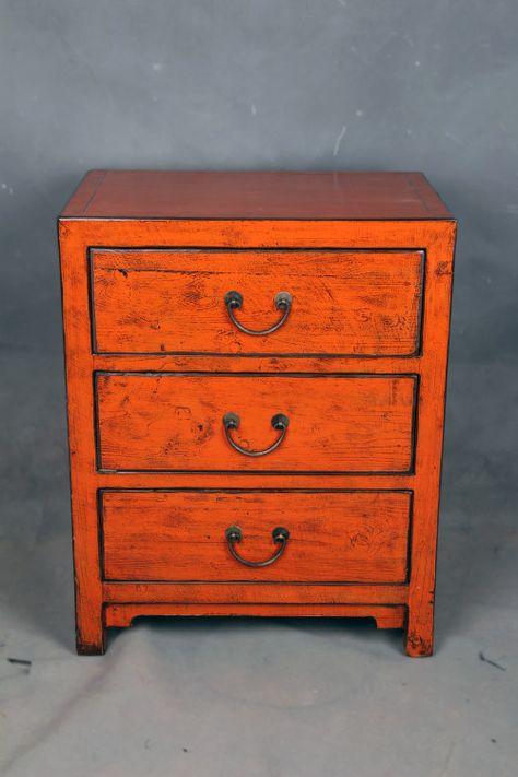 3Dw Bedside-Hanfurs Furniture