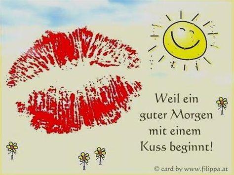 Guten Morgen Kuss Bilder #gutenmorgenbilder #GutenMorgenKussBilder #GutenMorgenKussBilderpics